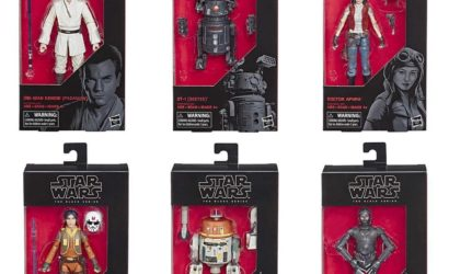 Hasbro Star Wars Black Series 6″ – Wave 21: Alle Infos und Bilder!