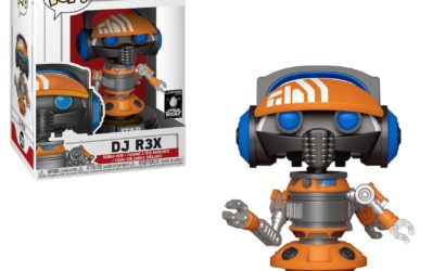 Neuer Funko POP! DJ R3X Wackelkopf als Galaxy's Edge-Exclusive