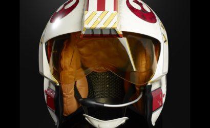Neuer Hasbro Black Series Luke Skywalker-Helm mit Battle Simulation