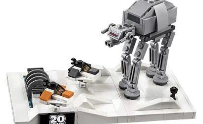 LEGO Star Wars 40333 Battle of Hoth als Gratis-Zugabe am 04. Mai