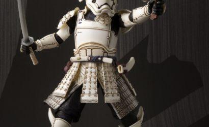 Tamashii Nations zeigt neuen Ashigaru First Order Stormtrooper