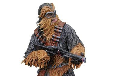 Chewbacca Milestone Statue von Diamond Select Toys vorbestellbar
