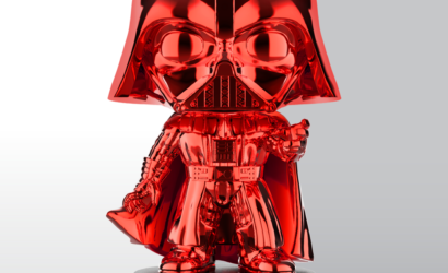 Neuer Funko POP! Darth Vader (Red Chrome) Wackelkopf vorgestellt
