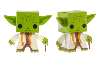 May the 4th 2019: Schicke Funko Star Wars-Papierfiguren zum Selbstbasteln
