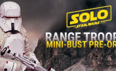 Gentle Giant Range Trooper 1/6 Scale Mini-Bust vorgestellt