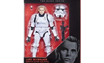 Alle Infos zur Hasbro Black Series Luke Skywalker (Death Star Escape) 6″-Figur