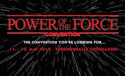 Power Of The Force Convention 2019: Gewinnt 2×2 Freikarten!