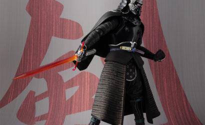 Tamashii Nations Meisho Movie Realization Kylo Ren-Figur vorgestellt
