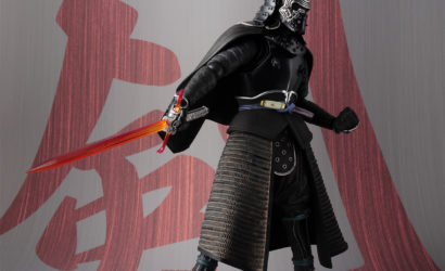 Tamashii Nations Meisho Movie Realization Kylo Ren-Figur vorgestellt