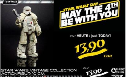 TVC 3.75″ Range Trooper für 13,90 Euro zum Star Wars-Day!