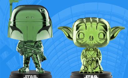 Zwei neue Funko POP! Star Wars Exclusives zur SDCC 2019!