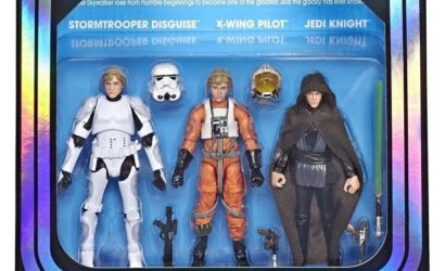 Produktbild zum Hasbro TVC 3.75″ Luke Skywalker Special Action Figure-Pack