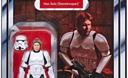 Hochauflösende Bilder zum Hasbro TVC Han Solo (Stormtrooper Disguise)