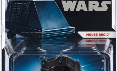 Neues Hot Wheels Mouse Droid Character Car als SDCC 2019 Exclusive