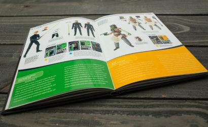 """Star Wars The Vintage Collection Archive Edition Book"" als Kickstarter-Projekt"