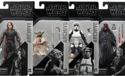 "Alle Informationen zur Hasbro Black Series ""Archive"" Wave 2"