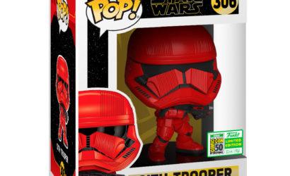 Alle Infos zum neuen Funko POP! Sith Trooper-Wackelkopf