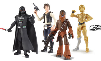 Neue Hasbro Galaxy of Adventures 5″-Figuren angekündigt!