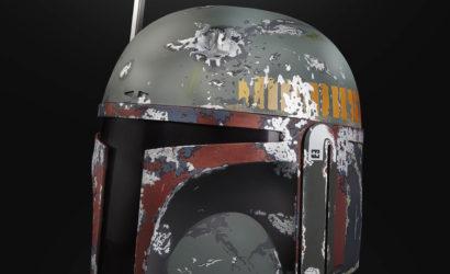 Hasbro Black Series Boba Fett Electronic Helmet vorgestellt!