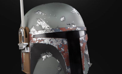Der Hasbro Black Series Boba Fett Electronic Helmet für nur 92,99 € verfügbar