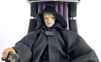 Alle Infos und Bilder zum Black Series 6″ Emperor Palpatine mit Thron