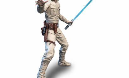 Hasbro Black Series Hyperreal Luke Skywalker 8″-Figur vorgestellt