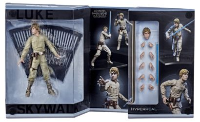 Alle Infos zum Hasbro Black Series HYPERREAL 8″ Luke Skywalker
