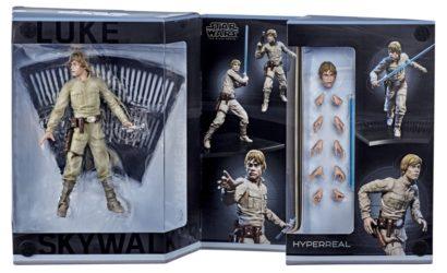 Alle Infos zum Hasbro Black Series HYPERREAL 8″ Luke Skywalker