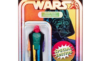 Neue Infos zur Hasbro Retro Collection Darth Vader Prototype-Figur