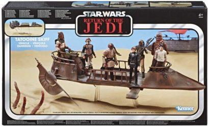 Alle Infos zum Hasbro Vintage Collection 3.75″ Jabba's Skiff