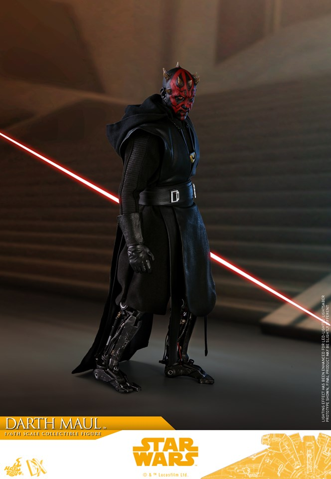 Hot Toys DX 18 Solo : A Star Wars Story - Darth Maul - Hot