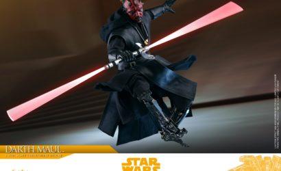 Hot Toys DX Darth Maul zu Solo: A Star Wars Story vorgestellt
