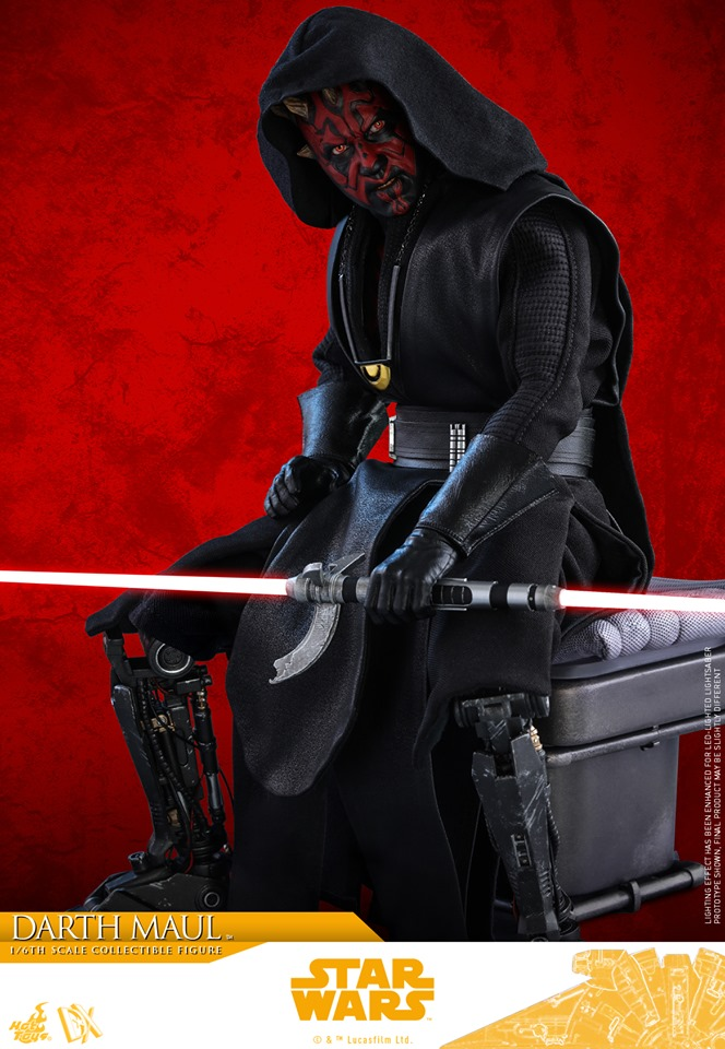 Hot Toys - DX18 - Solo: A Star Wars Story - Darth Maul