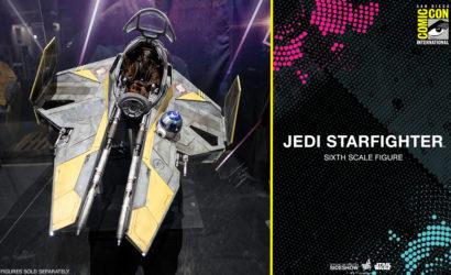 Alle Hot Toys Star Wars Collectibles von der SDCC 2019