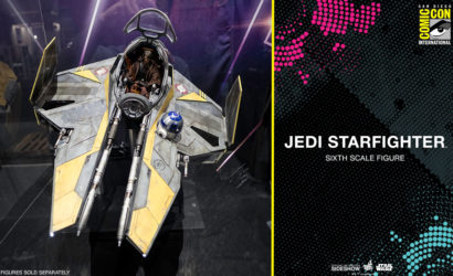 Alle Hot Toys Star Wars Collectibles von der SDCC 2019