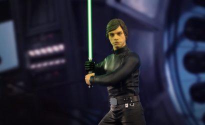 Iron Studios stellt Art Scale Deluxe Luke Skywalker-Statue vor