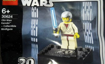 LEGO Star Wars 30624 Obi-Wan Kenobi Polybag aufgetaucht!