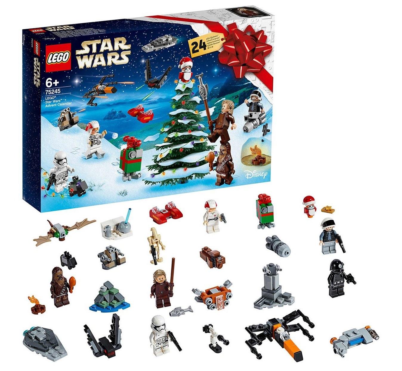 LEGO Star Wars 75245 Adventskalender 2019 ab sofort ...
