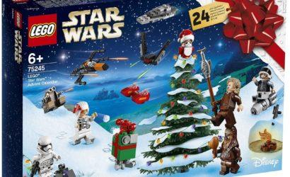 LEGO Star Wars 75245 Adventskalender 2019 ab sofort verfügbar