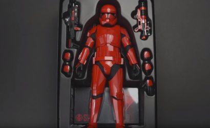 Unboxing-Video zum brandneuen Hot Toys 1/6 Scale Sith Trooper