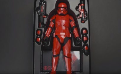 Unboxing-Video zum brandneuen Hot Toys 1/6 Scale Sith Trooper