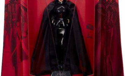 Mattel stellt neue Barbie x Star Wars-Reihe vor!