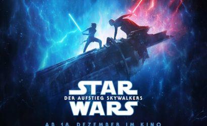 Star Wars: The Rise of Skywalker – Poster und neuer Teaser-Trailer