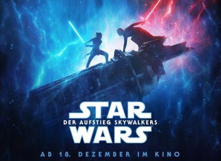 """Offizielles Poster zu """"The Rise of Skywalker"""" präsentiert!"""