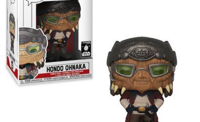Funko POP! 302 Hondo Ohnaka im Disney US-Onlineshop verfügbar!