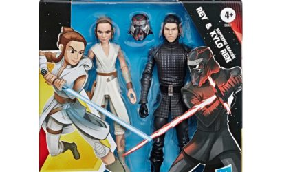 Alle Bilder zu den Hasbro Galaxy of Adventures 5″-Figuren