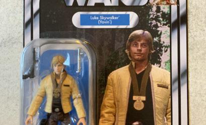 Erstes Bild zu einer neuen Hasbro TVC Luke Skywalker (Yavin)-Figur