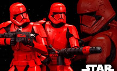 Alle Infos und Bilder zum Kotobukiya ArtFX+ Sith Trooper 2-Pack