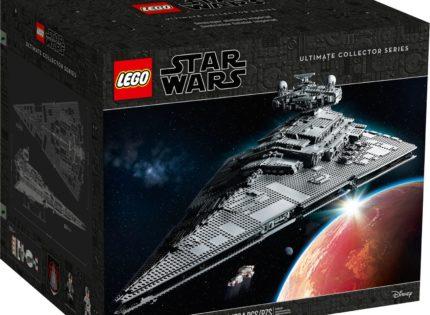 Der LEGO Star Wars 75252 UCS Imperial Star Destroyer mit 13% Rabatt verfügbar!