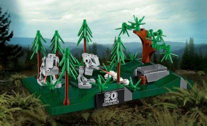 LEGO 40362 Battle of Endor als Zugabe zum Triple Force Friday 2019